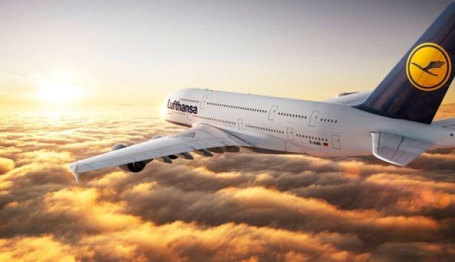 Απεργία στη Lufthansa και την Πέμπτη
