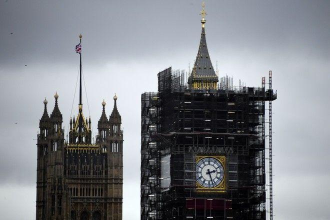 """Ο """"Elizabeth Tower"""" γνωστός ως Big Ben"""