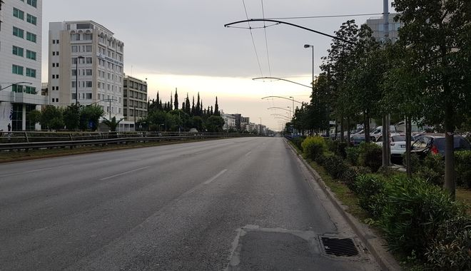 Κίνηση στους δρόμους: Νέα μέτρα και κυκλοφοριακό χάος το απόγευμα από Hilton έως Πειραιά