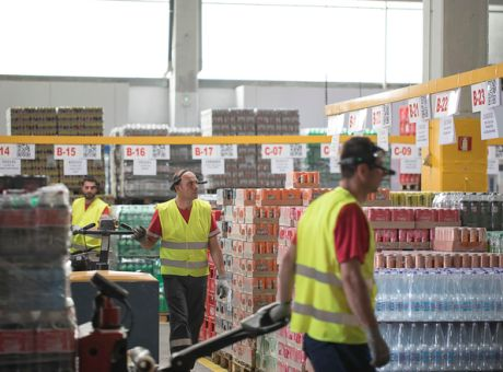 6bb1d7c3ceb Coca Cola 3E: Στην Θεσσαλονίκη η πρώτη αποθήκη στον κόσμο με Vision Picking