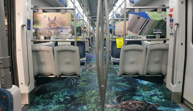Πράσινη Συμφωνία & Πράσινη Μετακίνηση: Δες τη νέα όψη του Μετρό