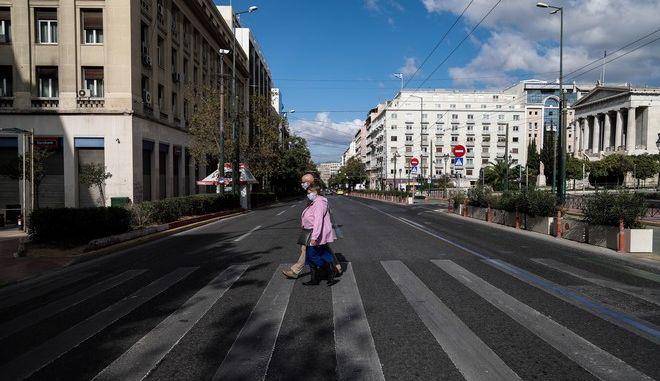 Δεύτερο lockdown στην Αθήνα