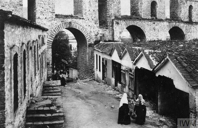 100 χρόνια πριν: Η ανατολική Μακεδονία υπό βουλγαρική κατοχή σε σπάνιες φωτογραφίες