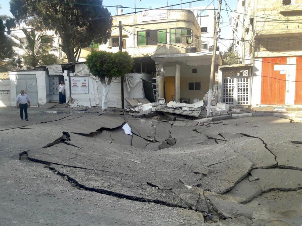 Οι Έλληνες που χειρουργούν ανάμεσα σε βόμβες