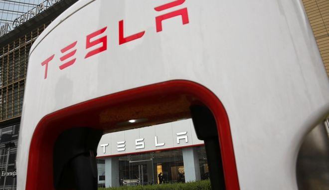 Εργοστάσιο της Tesla (φωτογραφία αρχείου)