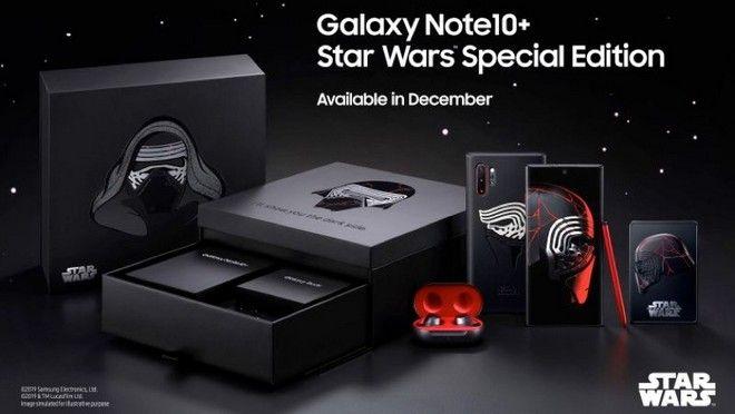 Samsung Galaxy Note10+ Star Wars Special Edition, κυκλοφορεί στις 13 Δεκεμβρίου