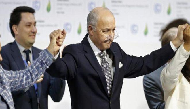 Ιστορική συμφωνία 195 χωρών για τη σωτηρία του πλανήτη