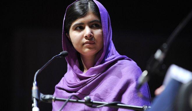 Στο κλαμπ των εκατομμυριούχων η 18χρονη νομπελίστρια, Μαλάλα