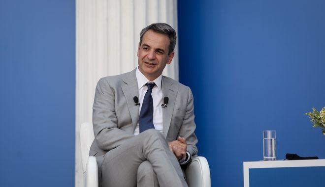 Χαιρετισμός του Πρωθυπουργού Κυρ. Μητσοτάκη στην ετήσια Τακτική Γενική Συνέλευση του Συνδέσμου Ελληνικών Τουριστικών Επιχειρήσεων