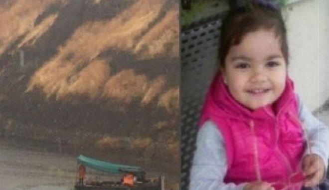 Serial killer Κύπρου: Δεμένη με ταινία και χωρίς ρούχα η σορός της 6χρονης Sierra