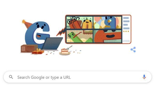 Η Google γιορτάζει τα 22α γενέθλιά της - Οι 10