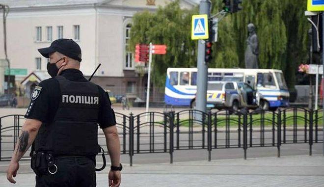 Αστυνομικός στην Ουκρανία