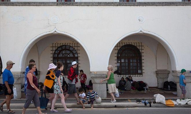 Ηλίας Καματερός για μετανάστες: Κολαστήριο η Κως. Ο δήμαρχος μας κάνει ρεζίλι. Κινδυνεύει η υγεία και ο τουρισμός