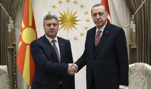 Σκληρή γραμμή από Ιβάνοφ: Αρνητικός στην αλλαγή Συντάγματος της πΓΔΜ