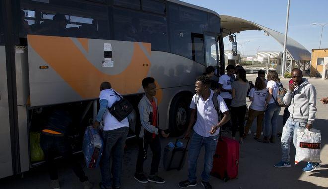 Αφρικανοί μετανάστες στο Ισραήλ