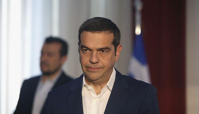 Πρωθυπουργός Αλέξης Τσίπρας