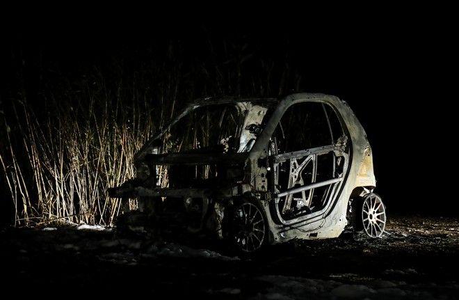 Πυροβολισμοί εναντίον του πρώην ποδοσφαιριστή του Ολυμπιακόυ Ντάρκο Κοβάσεβιτς έξω από το σπίτι του στην Γλυφάδα. Τρίτη 7 Ιανουαρίου 2019. (EUROKINISSI)