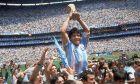 Όταν ο Ντιέγκο Μαραντόνα πήρε μόνος του το Παγκόσμιο Κύπελλο του 1986