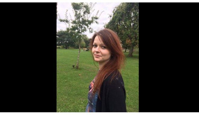 Η κόρη του Ρώσου πράκτορα Σεργκέι Σκριπάλ, Γιούλια