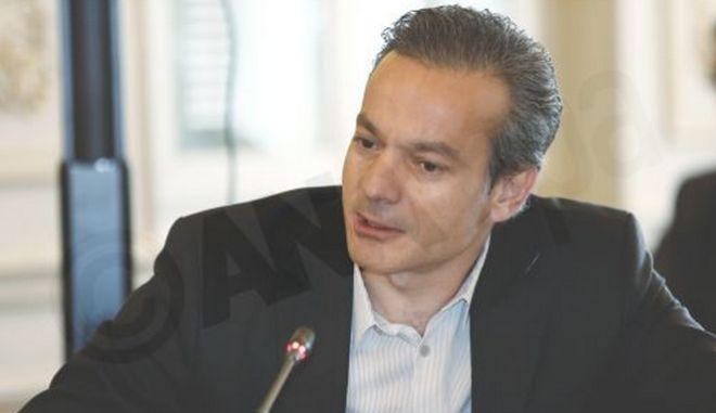 Σταύρος Καφούνης, Πρόεδρος του Εμπορικού Συλλόγου Αθήνας