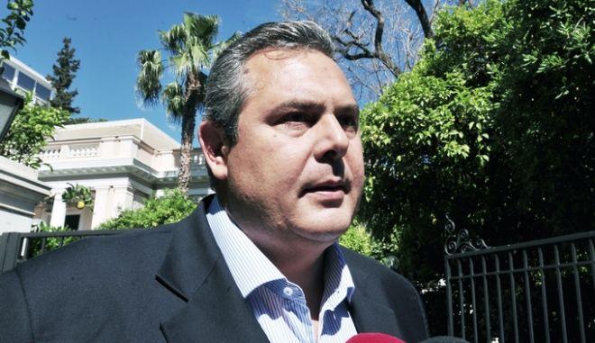 Καμμένος: Ζήτησα κατάργηση του νόμου περί ευθύνης υπουργών και μείωση μισθών των βουλευτών. Δεν απάντησε κανείς