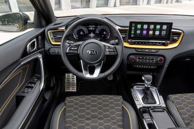 Πολλά περισσότερα με το Kia XCeed
