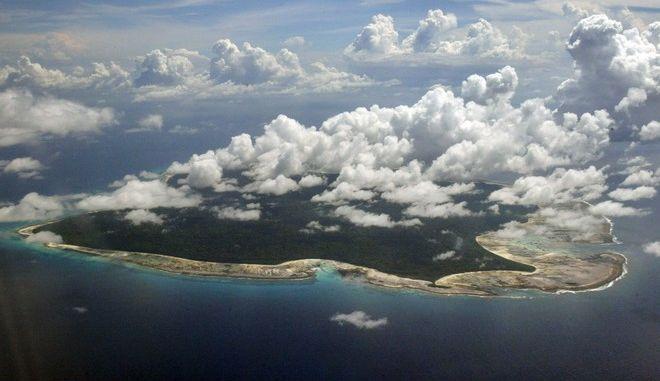 Το Βόρειο Σέντινελ των νήσων Άνταμαν και Νικομπάρ