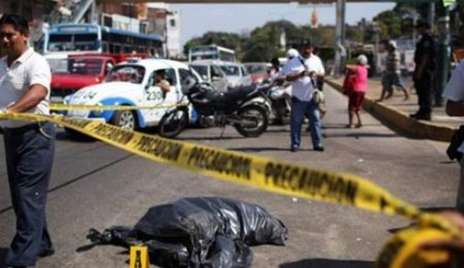 Εντόπισαν ακέφαλα πτώματα στο Μεξικό