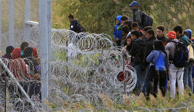 To σχέδιο 'αντί-Μέρκελ' στη Βαλκανικό Οδό