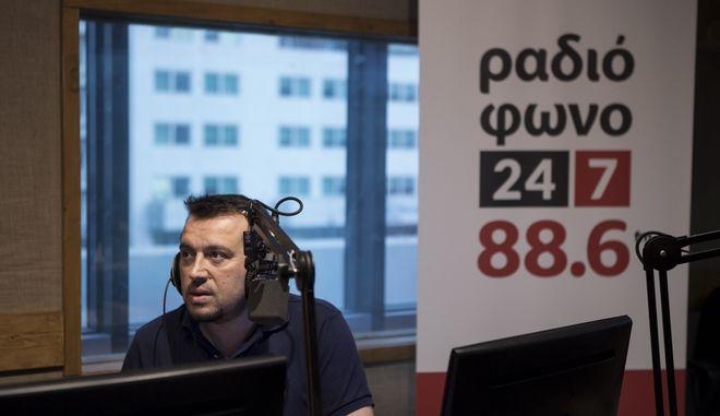 Παππάς: Ο Μητσοτάκης να ανέβει στην εξέδρα του συλλαλητηρίου για το Σκοπιανό