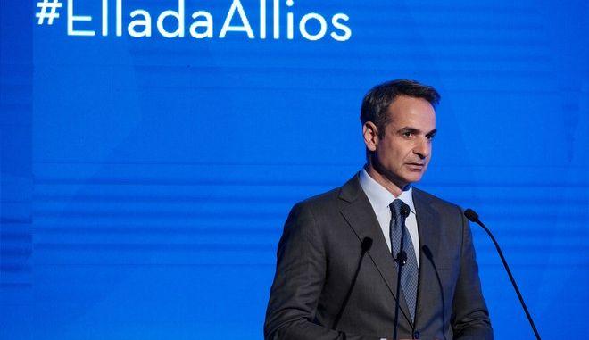 Ομιλια του Πρωθυπουργού Κυριάκου Μητσοτάκη στην ετήσια γενική συνέλευση του ΣΕΒ