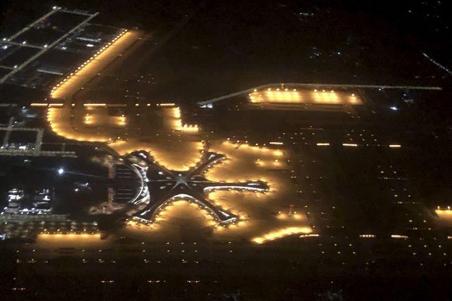 Εγκαίνια για το νέο φουτουριστικό αεροδρόμιο στο Πεκίνο