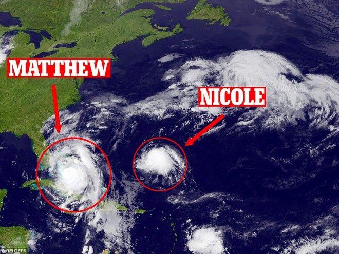 Φονικό πέρασμα του τυφώνα