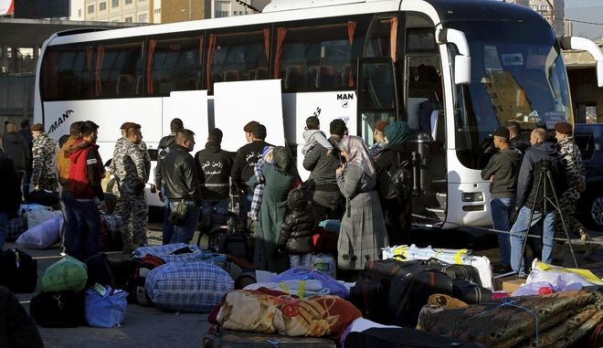 Φωτό αρχείου: Πρόσφυγες