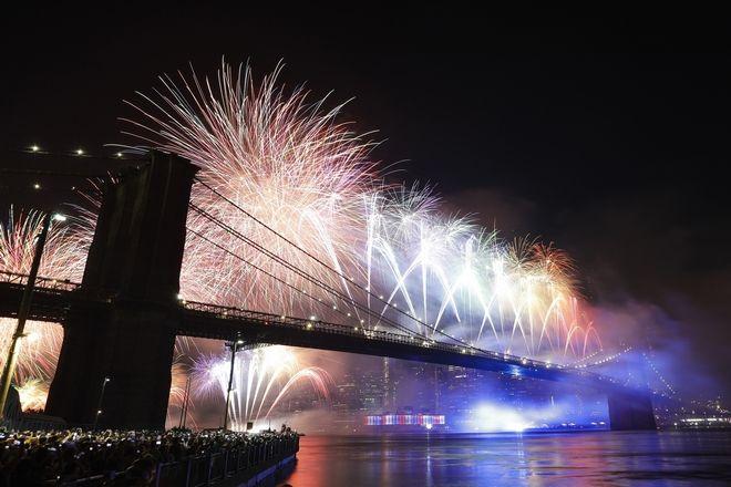 Εορτασμοί 4ης Ιουλίου στις ΗΠΑ