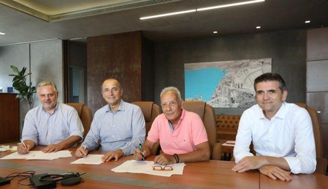 Καθοριστικό επίτευγμα για το μέλλον της ΕΥΔΑΠ αποτελεί η νέα Επιχειρησιακή Συλλογική Σύμβαση Εργασίας