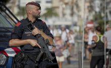 Βίντεο: Ισπανός αστυνομικός εξουδετερώνει μόνος 4 τρομοκράτες