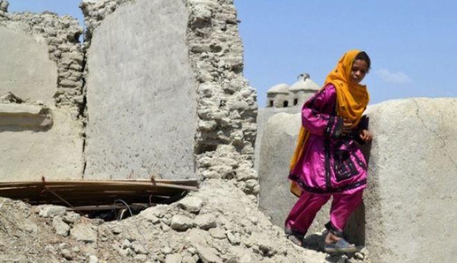 Πακιστάν: Νέος σεισμός 6,8 βαθμών της κλίμακας Ρίχτερ