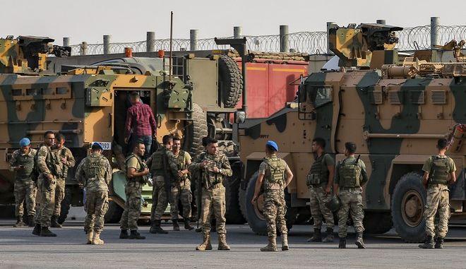 Οι τουρκικές ένοπλες δυνάμεις