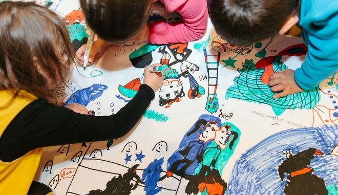 Φαντάσου τι κρύβει το λυχνάρι: 23.000 συμμετοχές, 27 νικητές, 100 διακριθέντες στο φετινό παιδικό διαγωνισμό ζωγραφικής