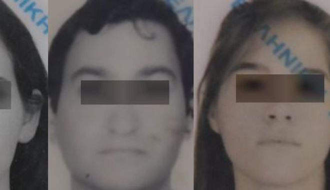 """Ο """"τοξοβόλος"""" και οι δύο γυναίκες που συνελήφθησαν μαζί του"""