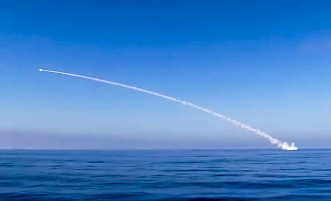 Ρώσικοι πύραυλοι κρουζ Kalib