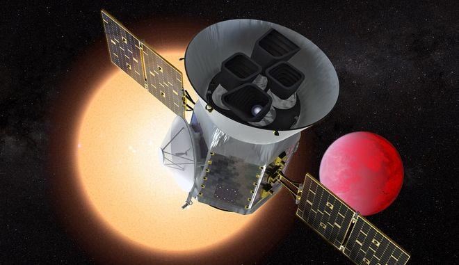 Το διαστημικό τηλεσκόπιο TESS αναμένεται να εκτοξευθεί από το Ακρωτήριο Κανάβεραλ της Φλόριντα