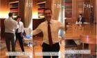 Καρέ-καρέ: Η στιγμή που ο Τσίπρας φορά τη γραβάτα στο Μαξίμου