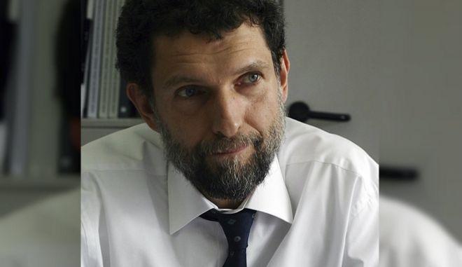 Ο Οσμάν Καβαλά.