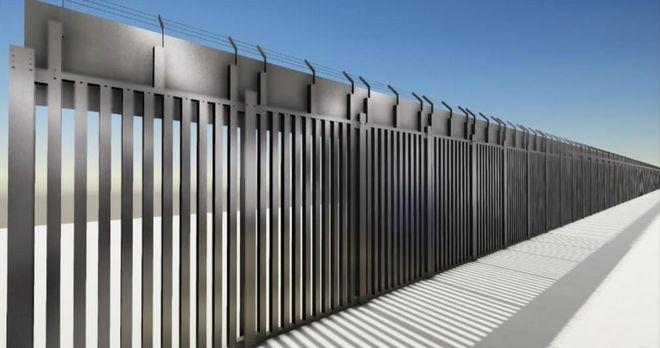 Έτσι θα είναι ο νέος φράχτης στον Έβρο.