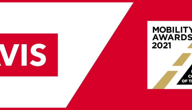 Η Avis αναδείχθηκε Leasing Company of the Year  στα Mobility Awards 2021