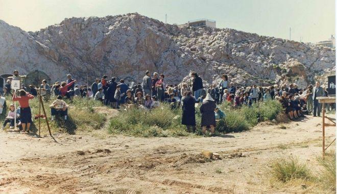 Καταλήψεις: Από τις καταλήψεις στις αρχές της δεκαετίας του 80. Οι πολίτες του Βύρωνα κέρδισαν τη μάχη