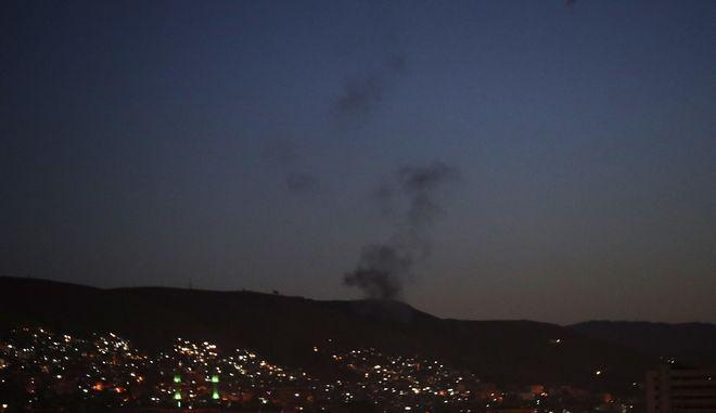 Η Ουάσιγκτον πιστεύει ότι σαρίν και χλώριο χρησιμοποιήθηκαν στην Ντούμα