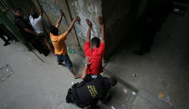 Έλεγχος Αστυνομίας